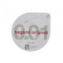 ซากามิ ออริจินอล 0.01 มม. 5 ชิ้น